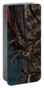 Feather Collection Portable Battery Charger