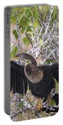 Feather Drying Portable Battery Charger