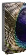 Feather Fan Portable Battery Charger