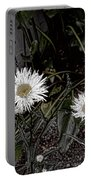 Feathered Daisy  Portable Battery Charger