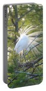 Feathered Portable Battery Charger