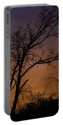 February Sunrise Portable Battery Charger
