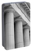 Federal Hall Columns Portable Battery Charger