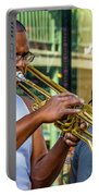 Feel It - New Orleans Jazz  Portable Battery Charger