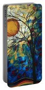 Feel The Sensation By Madart Portable Battery Charger