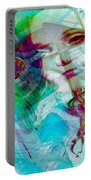 Feeling Abstract Portable Battery Charger