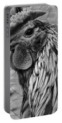Felicia's Raving Rooster Portable Battery Charger