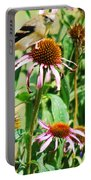 Female American Gold Finch Portable Battery Charger