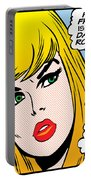 Female Freedom Portable Battery Charger by Gary Grayson