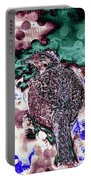 Female Pheasant Abstract Portable Battery Charger
