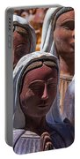 Female Statues Portable Battery Charger