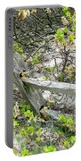Fence And Beach Shrub Portable Battery Charger