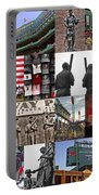 Fenway Memories Portable Battery Charger by Joann Vitali