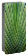 Fern - Colored Photo 1 Portable Battery Charger