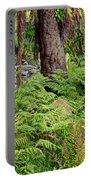 Fern Garden Portable Battery Charger