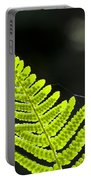 Fern Tip Portable Battery Charger