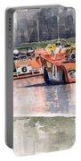 Ferrari 312 Pb Daytona 6 Hours 1972 Portable Battery Charger