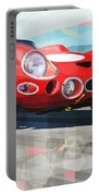 Ferrari 330 Gto 1962 Portable Battery Charger