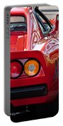 Ferrari Gto 288 Taillight -0631c Portable Battery Charger