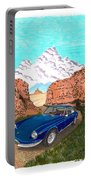 1969 Ferrari 365 G T C In The Mountains 1969 365 G T C Portable Battery Charger