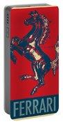 Ferrari Stallion In Hope Portable Battery Charger