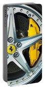 Ferrari Wheel 3 Portable Battery Charger