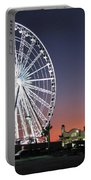 Ferris Wheel 16 Portable Battery Charger