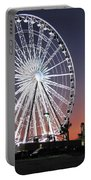 Ferris Wheel 19 Portable Battery Charger