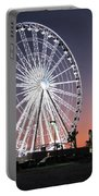 Ferris Wheel 22 Portable Battery Charger