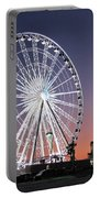 Ferris Wheel 23 Portable Battery Charger