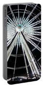 Ferris Wheel 8 Portable Battery Charger