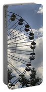 Ferris Wheel In The Sky Portable Battery Charger