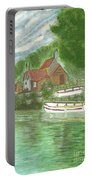 Ferryman's Cottage Portable Battery Charger