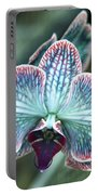 Festive Orchid Portable Battery Charger