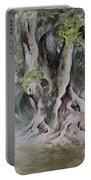 Ficus Aurea Portable Battery Charger