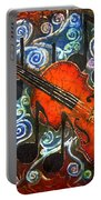 Fiddle - Violin Portable Battery Charger