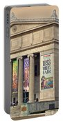 Field Museum South Facade Portable Battery Charger