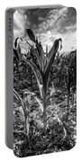 Field Of Corn Mono Portable Battery Charger