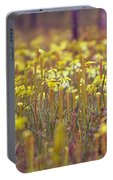 Field Of Pitcher Plants Portable Battery Charger