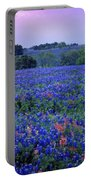 Fields Of Blue Portable Battery Charger