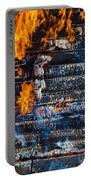 Fiery Transformation Portable Battery Charger