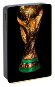 Fifa World Cup Trophy Portable Battery Charger