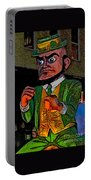 Fighting Irish Portable Battery Charger