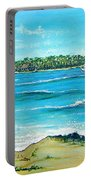 Fiji Blue Lagoon Portable Battery Charger