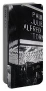 Film Homage Alfred Hitchcock Torn Curtain 1966 Orpheum Theater St. Paul Minnesota 1966 Portable Battery Charger