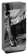 Film Homage Rudolph Valentino Blood And Sand 1922 Bullfight Nogales Sonora Mexico 1978 Portable Battery Charger