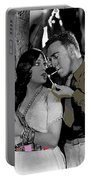 Film Homage Sadie Thompson 1 Gloria Swanson And Raoul Walsh 1927-2014 Portable Battery Charger