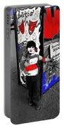 Film Homage Santa Sangre 1989 Traveling Carnival Us Mexico Border Naco Sonora Mexico 1980-2010 Portable Battery Charger
