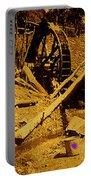 Film Homage Sergei Eisenstein Sutter's Gold 1930 Mining Sluice 1880's-2008 Portable Battery Charger
