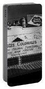 Film Noir Robert Mitchum Where Danger Lives 1950 1 Border Town Nogales Sonora Mexico Portable Battery Charger